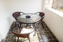 Балкон. Бечичи, Черногория, Бечичи : Студия для 2 человек