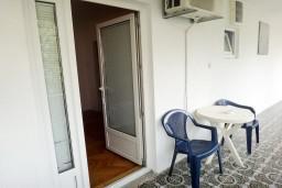 Балкон. Будванская ривьера, Черногория, Бечичи : Комната для 2 человек