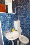 Ванная комната. Бечичи, Черногория, Бечичи : Комната для 2 человек
