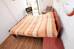 Студия (гостиная+кухня). Бечичи, Черногория, Бечичи : Уютная студия для 2 человек, с балконом с видом на море