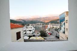 Вид. Будванская ривьера, Черногория, Будва : 2-х этажный люкс апартамент для 5-6 человек, 3 отдельные спальни, с балконом с видом на море