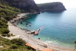 Пляж Галия / Galija в Свети Стефане