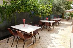 Терраса. Residence Celebic-Radovic 3* в Будве