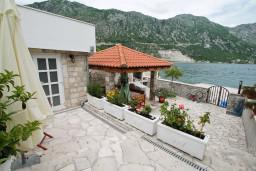 Боко-Которская бухта, Черногория, Костаньица : Студия для 2-3 человек, с террасой с видом на море