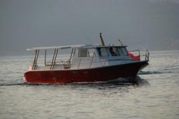 Прогулочный корабль VEGA для групп до 20 человек : Боко-Которская бухта, Черногория