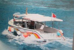 Прогулочный корабль BONI : Будванская ривьера, Черногория