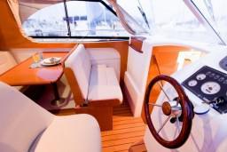 Круизный катер Benetau ANTARES 8 : Боко-Которская бухта, Черногория