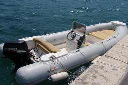 Моторная лодка AQ500 : Боко-Которская бухта, Черногория
